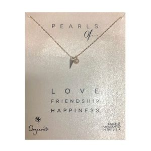 Dogeared Pearls of… Spike and Pearl Necklace